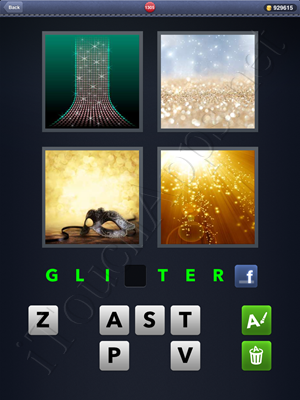 4 Pics 1 Word Level 1305 Solution