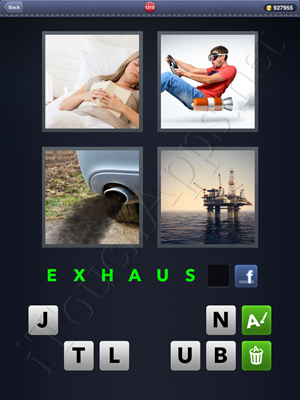 4 Pics 1 Word Level 1310 Solution
