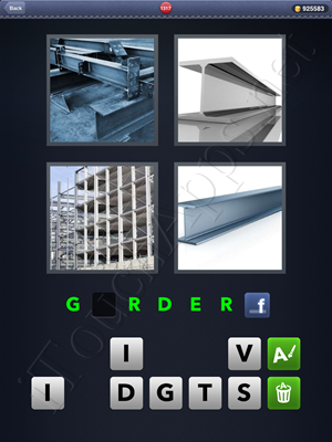 4 Pics 1 Word Level 1317 Solution