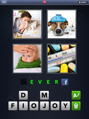 4 Pics 1 Word Level 1319 Solution