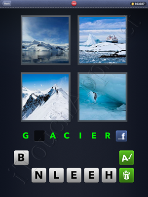 4 Pics 1 Word Level 1323 Solution