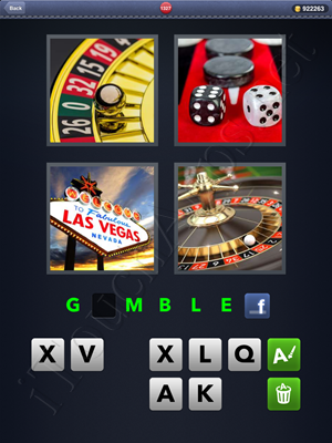 4 Pics 1 Word Level 1327 Solution