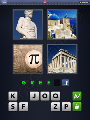 4 Pics 1 Word Level 1329 Solution