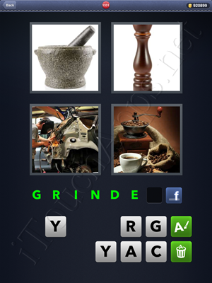 4 Pics 1 Word Level 1331 Solution