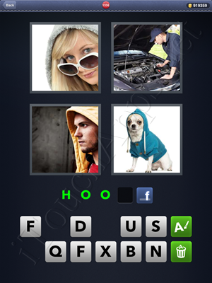 4 Pics 1 Word Level 1336 Solution