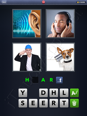 4 Pics 1 Word Level 1340 Solution