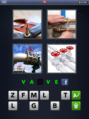 4 Pics 1 Word Level 1343 Solution