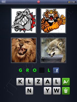 4 Pics 1 Word Level 1344 Solution