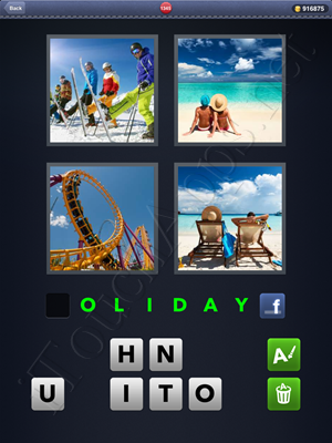4 Pics 1 Word Level 1345 Solution