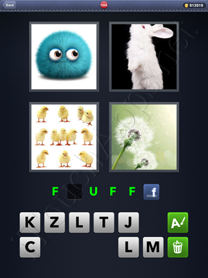 4 Pics 1 Word Level 1356 Solution