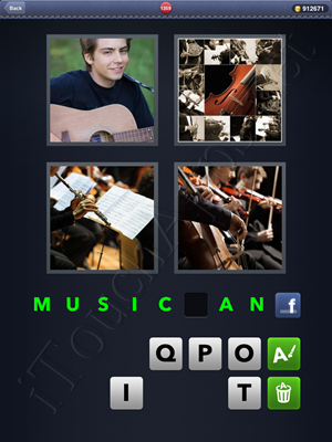 4 Pics 1 Word Level 1359 Solution