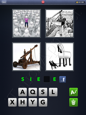 4 Pics 1 Word Level 1364 Solution
