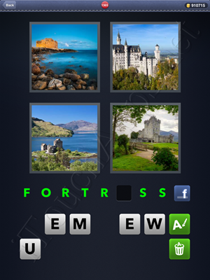 4 Pics 1 Word Level 1365 Solution