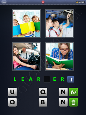 4 Pics 1 Word Level 1368 Solution
