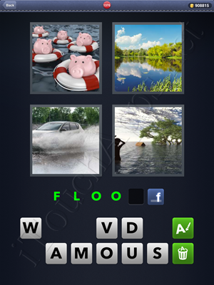 4 Pics 1 Word Level 1370 Solution