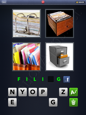 4 Pics 1 Word Level 1371 Solution