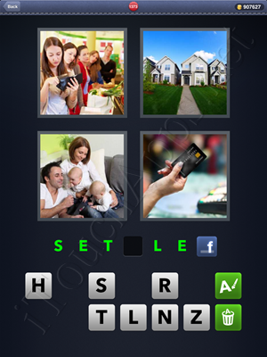 4 Pics 1 Word Level 1373 Solution