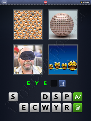 4 Pics 1 Word Level 1381 Solution