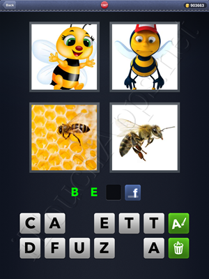 4 Pics 1 Word Level 1387 Solution