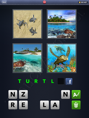 4 Pics 1 Word Level 1393 Solution