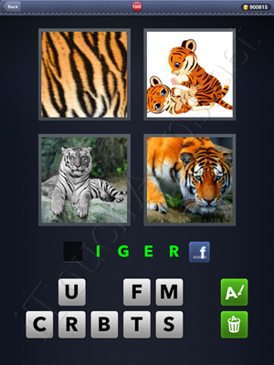 4 Pics 1 Word Level 1395 Solution