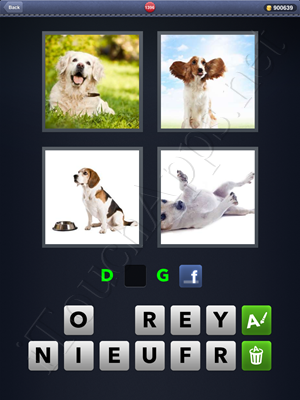 4 Pics 1 Word Level 1396 Solution