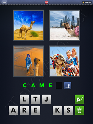 4 Pics 1 Word Level 1399 Solution