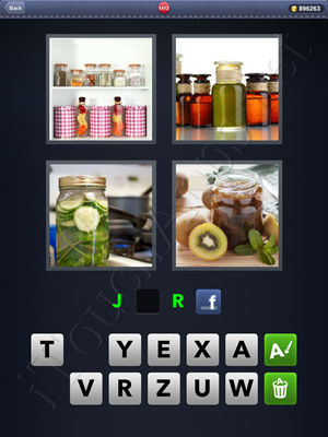 4 Pics 1 Word Level 1412 Solution