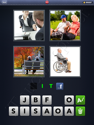 4 Pics 1 Word Level 1413 Solution