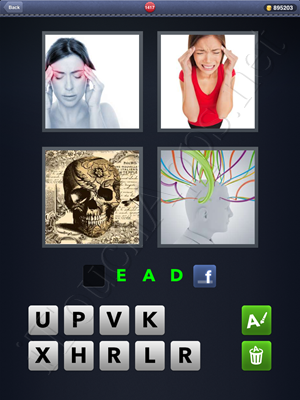 4 Pics 1 Word Level 1417 Solution