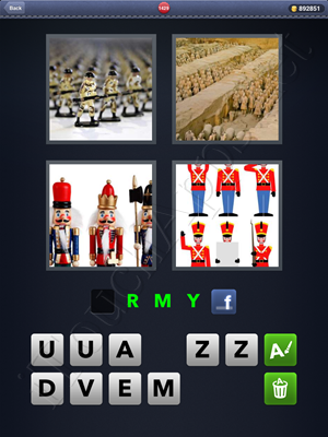 4 Pics 1 Word Level 1429 Solution
