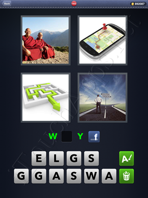 4 Pics 1 Word Level 1433 Solution