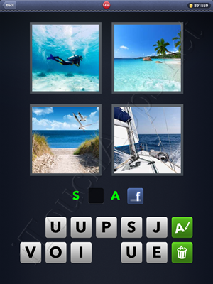 4 Pics 1 Word Level 1436 Solution