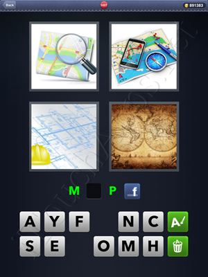4 Pics 1 Word Level 1437 Solution