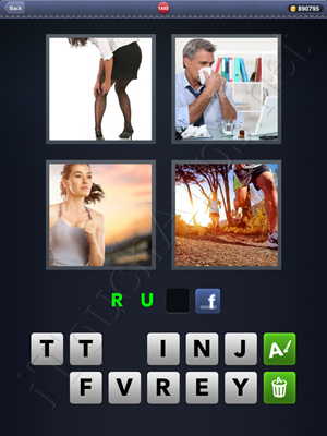 4 Pics 1 Word Level 1440 Solution
