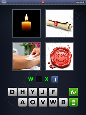 4 Pics 1 Word Level 1441 Solution
