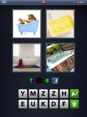 4 Pics 1 Word Level 1445 Solution