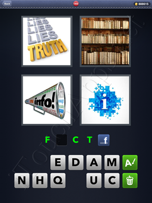 4 Pics 1 Word Level 1450 Solution