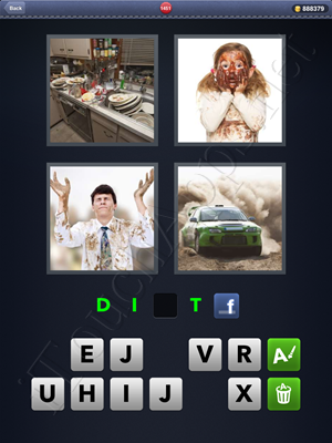 4 Pics 1 Word Level 1451 Solution