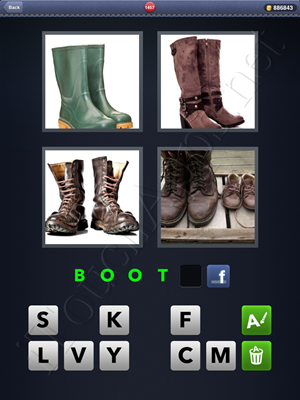 4 Pics 1 Word Level 1457 Solution