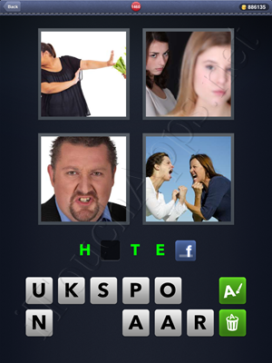 4 Pics 1 Word Level 1460 Solution