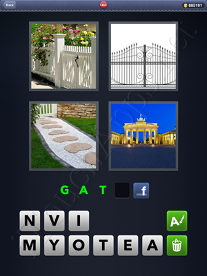 4 Pics 1 Word Level 1464 Solution