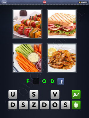 4 Pics 1 Word Level 1465 Solution