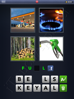 4 Pics 1 Word Level 1473 Solution