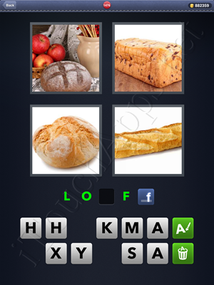 4 Pics 1 Word Level 1476 Solution