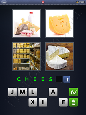4 Pics 1 Word Level 1490 Solution