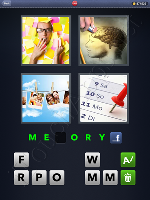 4 Pics 1 Word Level 1501 Solution