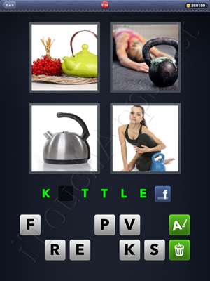 4 Pics 1 Word Level 1516 Solution