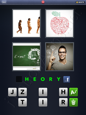 4 Pics 1 Word Level 1526 Solution