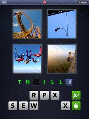 4 Pics 1 Word Level 1528 Solution